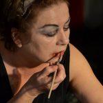 Die 40. : Brigitte Peters in 'Diven sterben einsam' (Ausverkauft)