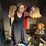 Eine Diva wird 70: Brigitte Peters - Diven sterben einsam (und erst, wenn sie gut ausgeleuchtet sind)