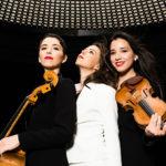 Festspiele MV: (Klütz) Bothmer-Musik / Borletti-Buitoni Trust präsentiert Trio Sōra