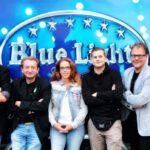 """Schweriner Schloss-Konzerte Aufgeschlossen. Eine Bühne in MV """"Blue light"""""""