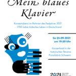 Mein blaues Klavier - Konzertabend mit Musikerinnen und Musikern des deutschen Tonkünstlerverbandes Mecklenburg-Vorpommern e.V.