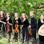"""Schweriner Schloss-Konzerte Aufgeschlossen. Eine Bühne in MV. """"Orchester für Alte Musik Vorpommern"""""""