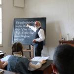Eine alte Dorfschule und ihre Geschichten - Dauerausstellung